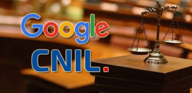 CNIL reklamlarından dolayı Google'a 50 milyon avro ceza kesti 1