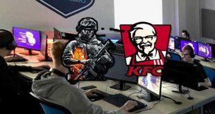Espor turnuvası düzenleyen KFC tavuk dağıtmaya başlayacak! 1