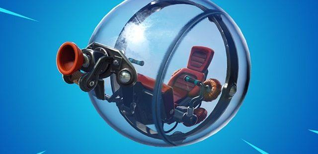 Fortnite yeni özelliği 'Vantuzlu Top'ta öldüren hata! 1