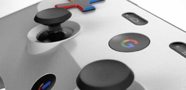Google yeni ürünü tasarladı! Oyuncu kolu patenti alındı 1