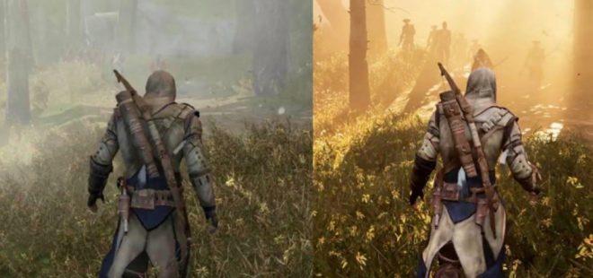 Assassin's Creed III Remastered yüksek çözünürlük desteği ile gelecek 1