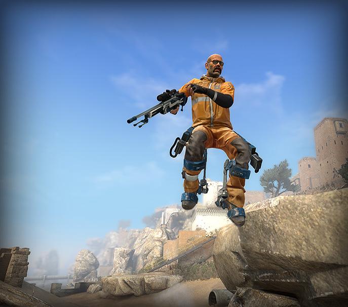 CS:GO`ya Yeni Battle Royale Haritası Sirocco Eklendi! 2
