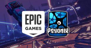 Epic Games Durmuyor! Rocket League'in geliştiricisi Psyonix'i satın aldı ! 1
