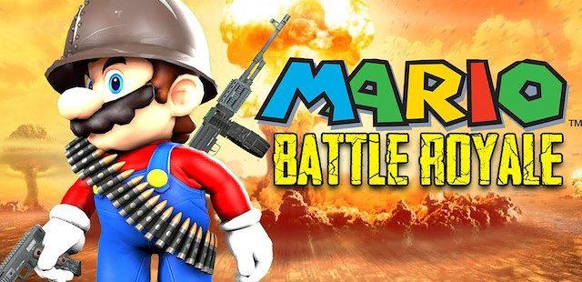 Super Mario Battle Royale İlgi Çekti! 1